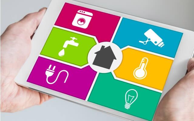 tablette controle domotique